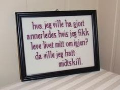 geriljabroderi - Google-søk Guerrilla, Cross Stitching, Letter Board, Funny Quotes, Diagram, Hilarious, Embroidery, Humor, Words