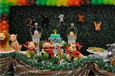 Resultado de imagem para bolo rei leao