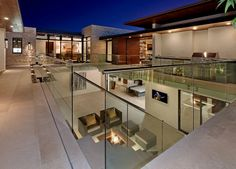 Galatea residence, Orange County, CA. Brandon Architects.