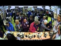 Tracklements at the BBC Good Food Show Spring in Harrogate 2015 April). British Countryside, Bbc Good Food Recipes, Food Shows, Flower Show, Jars, Spring, Pots, Jar, Vases