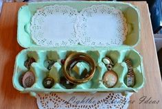 Jewelry organizer ~ great for putting in a drawer!