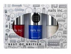 Best of British | nails inc