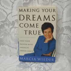 Making Your Dreams Come True Marcia Wieder Bakugan Battle Brawlers, List Of Countries, Finding Yourself, Make It Yourself, Toy Craft, Dream Come True, Together We Can, Nonfiction, Dreaming Of You
