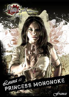 Princess Mononoke, Geek Stuff, Movies, Movie Posters, Art, Geek Things, Art Background, Films, Film Poster