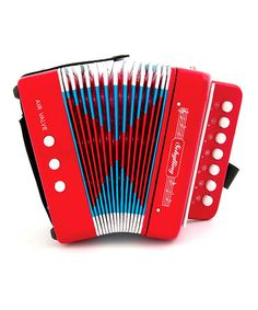 Take a look at this Accordion by Schylling on #zulily today!
