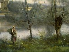 Ville d'Avray - Camille Corot