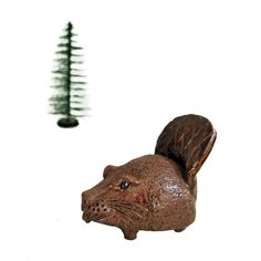 beaver Le Castor, Zoological Garden, Beavers, Garden Art, Lion Sculpture, Statue, Yard Art, Sculpture, Sculptures