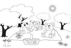 Image result for teddy bear picnic activities
