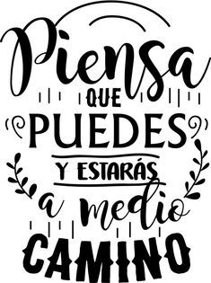 Inspirational Phrases, Motivational Phrases, Positive Phrases, Positive Quotes, Aesthetic Captions, Framed Quotes, Mr Wonderful, Brush Lettering, Spanish Quotes