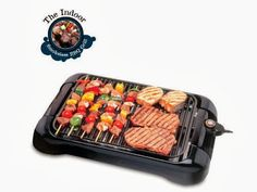 8 Kitchen Products You Shouldn't Live Without ~ smokeless indoor grill
