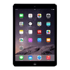 Refurbished Apple iPad Air WiFi Space Gray 64GB (MD787LL/A)