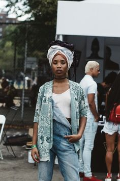 The Distinct Youth of AfroPunk Fest 2015