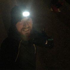 Running in the dark! #latenightrun #thepainhunter #howihammer #nopainnogain #cityrun #cityrunner #notrail #notsocold
