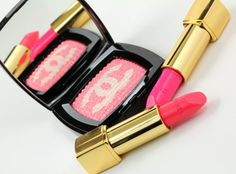 Chanel Pink: make me blush...