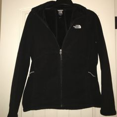 North face fleece jacket very fitted in the waist Trade for a rain coat The North Face Jackets & Coats