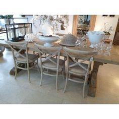 Belfort Grey Dining Chair