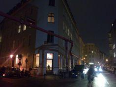 Berlin Mitte 2014 (rosa II) (c) Natalie Meves