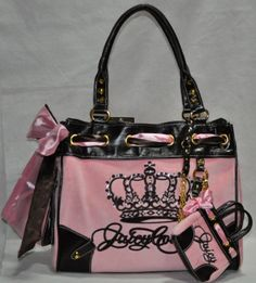 <3 juicy couture bag<3