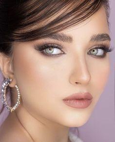 Pretty girl Jordan Royal Family, Gal Gadot Wonder Woman, Skin Makeup, Makeup Art, Celebrity Stars, Nose Hoop, Stunning Eyes, Best Makeup Products, Makeup Looks