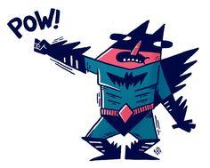 The Dark Knight / Bart Aalbers