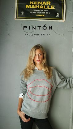 Pintón Fall/Winter 14 Campaign shot by Ophelia Ray Available from now on