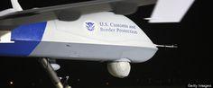 """Los """"Drones"""" de la patrulla fronteriza han costado más de $400 millones de USD (hay 10 en servicio) y no han servido para nada. Nuevo reporte afirma."""