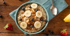 Lose weight, build muscle, and reduce your risk of cancer, heart disease, diabetes, and even Alzheimer's disease with these healthiest foods for breakfast.