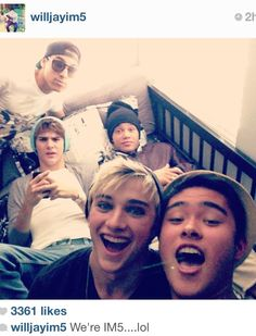 Cole. Seriously. Don't wear hats. It's too painful.<<< Does any one else love Dalton's smile??? no? okay...