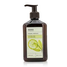 Mineral Botanic Velvet Body Lotion - Lemon & Sage