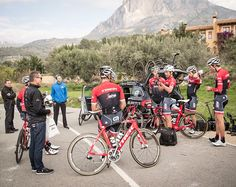 source instagram treksegafredo  Bring on 2018!  Starting Sunday, Dec 10th, the entire team, staff, and a whole array of fitting specialists, videographers, photographers and Trek gurus will begin to ascend on our annual December training camp. This photo was from last year near Benidorm, Spain when we secretly had a photo shoot of our 2017 kit.  This year we are hosted by our hotel partner @JSHCollection at the beautiful @piccioloetnagolf in Sicily.  Stay tuned here and on our other social…