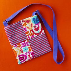 Swing Bags - Choice of fabric is the key to a great purse