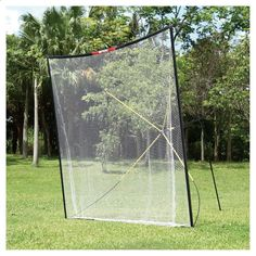 Golf Net - Net Playz 10 Golf Practice Net, White