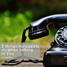 Read this to learn 5 behavioural tics narcissists do in conversation. Read the signs, save yourself. Follow narcwise.com for more tips & wisdom on narcissistic abuse and codependency recovery. Reclaim your freedom & joy now!