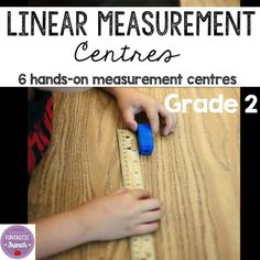Centres are a great way to provide hands-on activities during your math block.Here are six fun activities that will get yours students excited about measurement.Centre A: Compare lengths Centre B: Measure around the roomCentre C: Find an animal that is...(longer, taller, shorter, etc.)Centre D: Centimeter or meter?