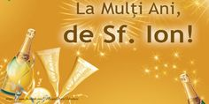 La multi ani de Sf. Ion! Nice Birthday Messages, Office Background, Health And Fitness Tips, Funny Facts, Tumblr Funny, Travel Pictures, Positive Quotes, Projects To Try, Sf