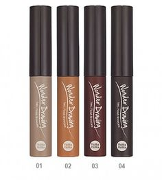 Holika Holika® - Wonder Drawing - 1 sec. Finish Browcara - Augenbrauenmascara