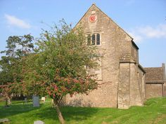 Country Church - Somerset, England