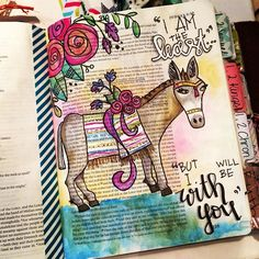 Judges 6 bible journaling The call of GideonIsn't it funny how God uses the weak to show himself strong? The fo. Bible Verse Art, Scripture Study, Bible Study Journal, Art Journaling, Bible Illustrations, New Bible, Illustrated Faith, Art Journal Inspiration, Appliques