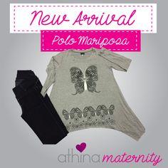 Una perfecta combinación #ropa #maternidad #maternityclothes #motherhood #casual #new