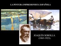 Sorolla y el Impresionismo | Rincón didáctico de CCSS, Geografía e Historia