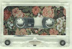 Vintage 80's cassette