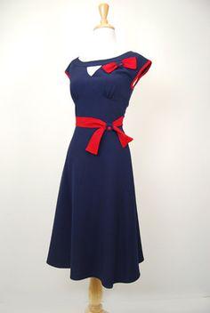 Retro Dresses & Vintage Inspired Clothing - Red Dress Shoppe