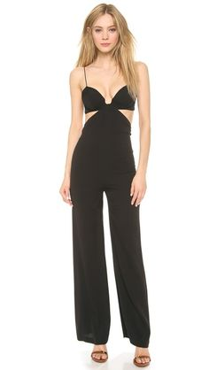 da112f83cb0 Olcay Gulsen Open Side Jumpsuit Latest Fashion For Women