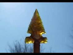 Making Glass Arrowheads - Thehomesteadsurvival