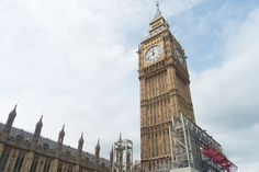 London's Big Ben Is About to Shut Down for Years