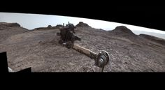 360-degree vista was acquired on Aug. 5, 2016, by the Mastcam on NASA's…