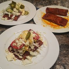 Our homemade #enchiladas ! Thanks for helping @cowboyitaliano  #mexicancuisine http://w3food.com/ipost/1520715005392459766/?code=BUaqj2FBhf2
