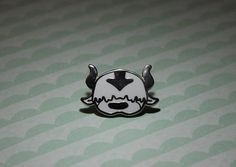 Hey, I found this really awesome Etsy listing at https://www.etsy.com/listing/536233734/avatar-the-last-airbender-appa-enamel