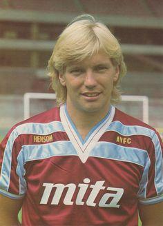 Gary Shaw Aston Villa 1985/86