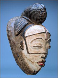 Punu-Lumbu mask